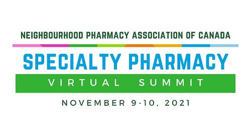 2021 Specialty Pharmacy Summit Logo